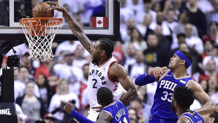 Toronto Raptors, konferans finaline bir adım daha yaklaştı!