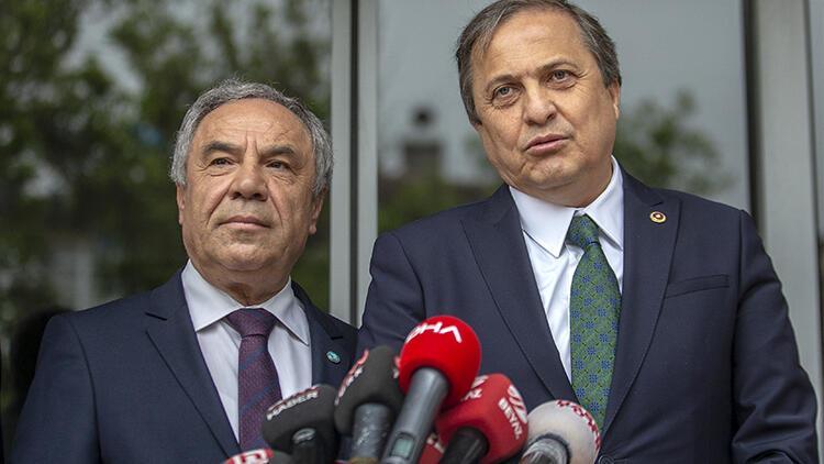 "CHP'den DSP'ye ""İstanbul seçimi"" ziyareti"