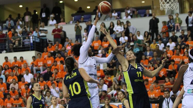 Çukurova Basketbol, Fenerbahçe'yi yenip seride öne geçti