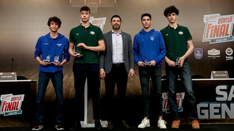 Gençler Ligi'nde Dörtlü Final yarın başlıyor!