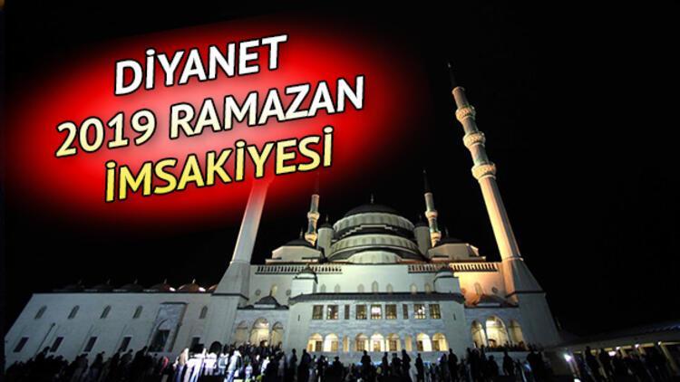 Adana'da iftar saat kaçta? Diyanet'in Adana iftar saatleri