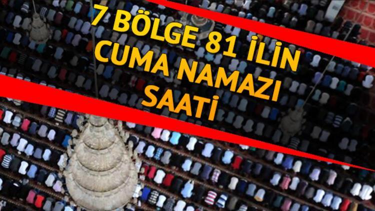 2019 Ramazan Ayinin Ilk Cuma Namazi Saat Kacta Kilinacak