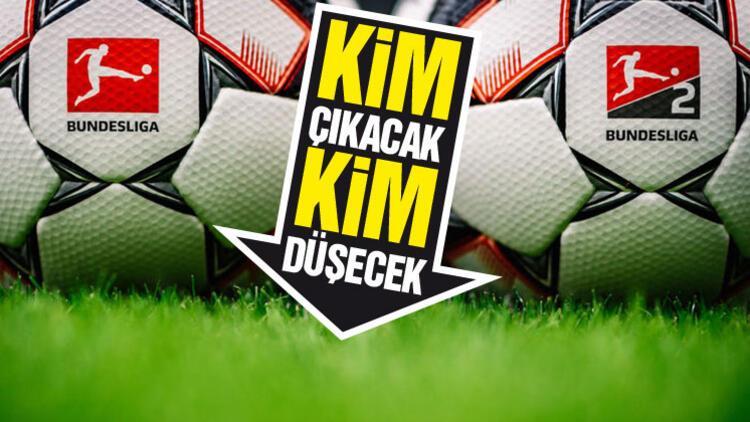 İkinci Bundesligada son viraj