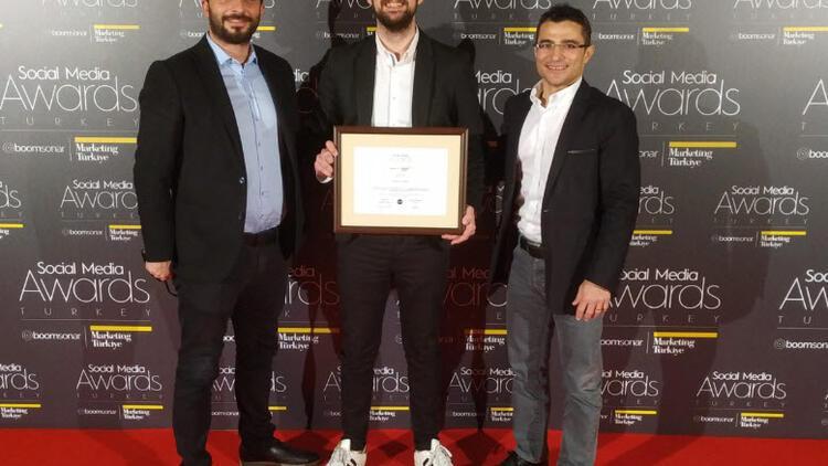 Social Media Awards'tan General Mobile'a ödül