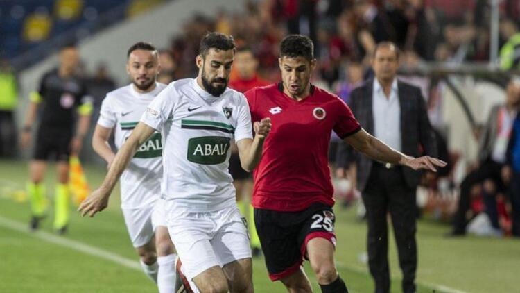 Spor Toto 1. Lig'de kritik pazar! Gençlerbirliği ile Denizlispor...