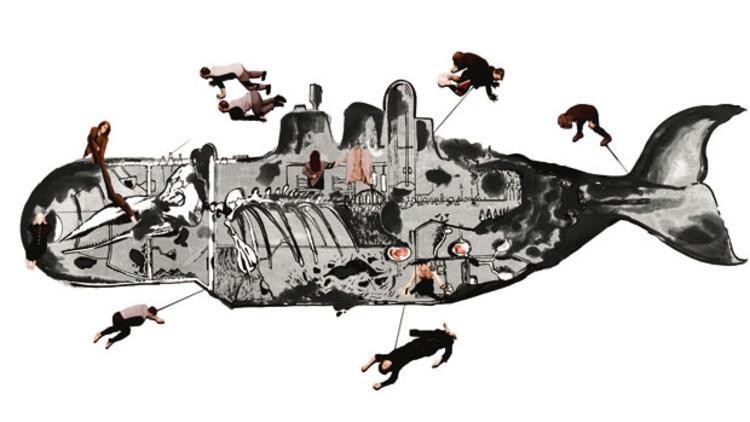 """Orhan Pamuk'un kaleminden """" Biz, Başka Yerde"""""""