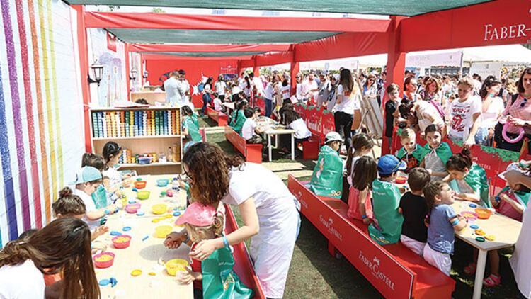 'Hadianne'denyaratıcı çocuk festivali