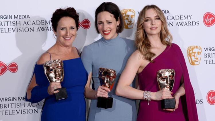 BAFTA TV Ödülleri gecesinde en iyiler