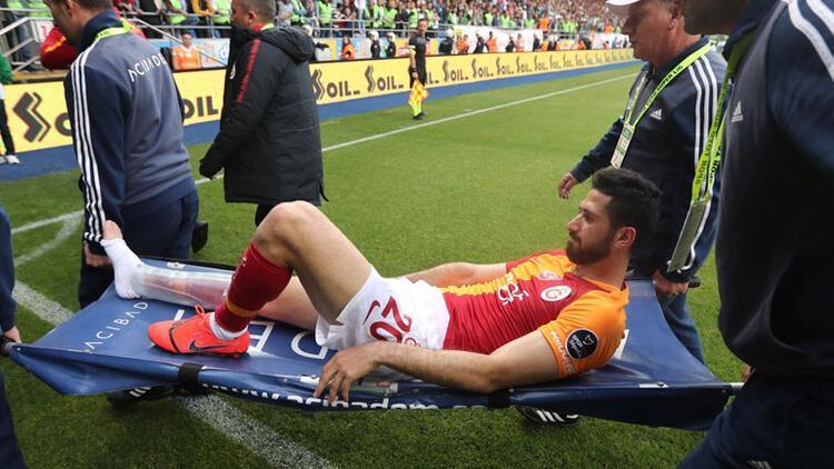 """Galatasaray Doktoru Yener İnce açıkladı: """"Emre Akbaba..."""""""