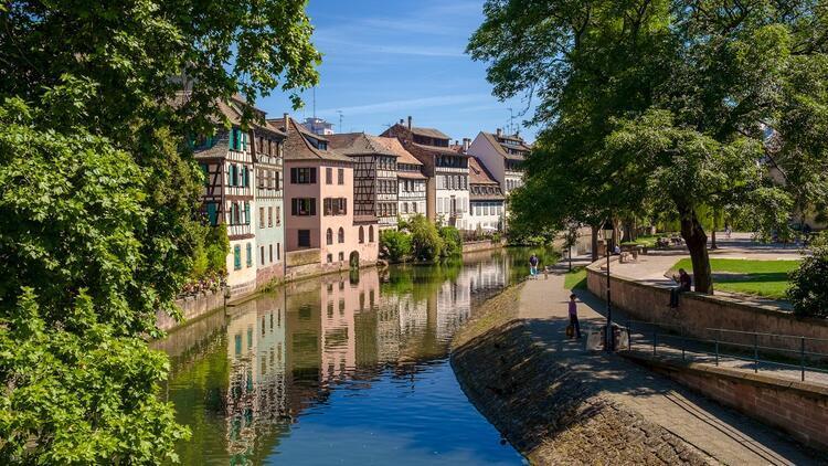 Fransa'nın görkemli şehri: Strasbourg