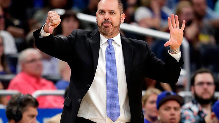 Los Angeles Lakers'ı Frank Vogel çalıştıracak