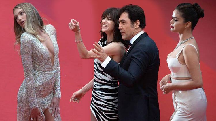 Müthiş açılış! 72. Cannes Film Festivali başladı