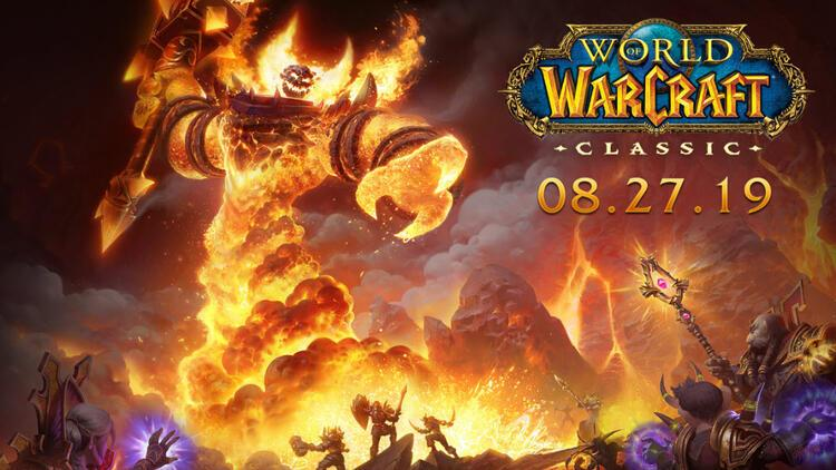 World of Warcraft Classic geliyor, oyuncular eski günlerine dönecek!