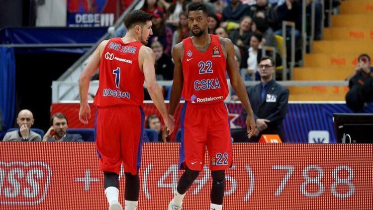 Normal sezonu ikinci bitirdi, play-off'ta ev sahibini eledi! CSKA Moskova...
