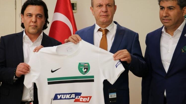 Denizlispor'a yeni isim sponsoru