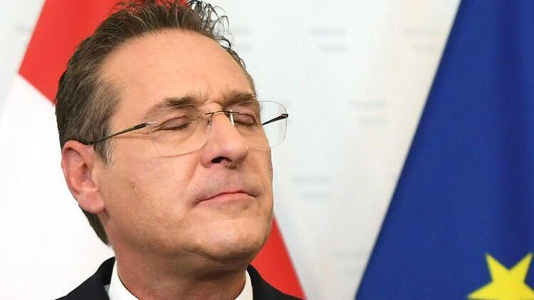 Strache'nin 'İbiza skandalı'... Yardıma karşı ihale teklif etmiş!