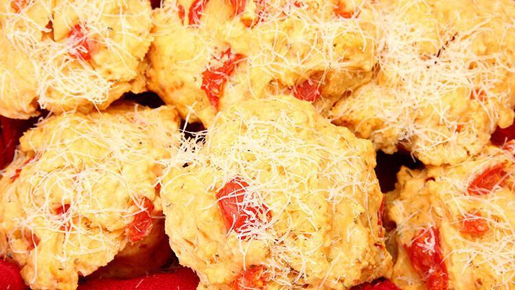 Muffin pizza tarifi