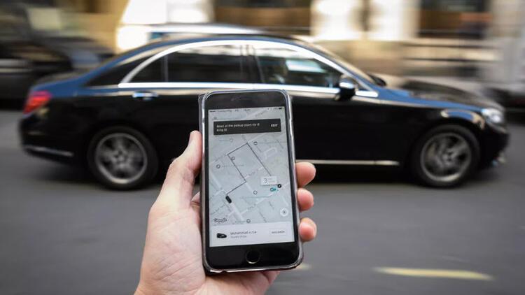 Uber şimdi de 'Sessiz yolculuk' seçeneği sunmaya başladı