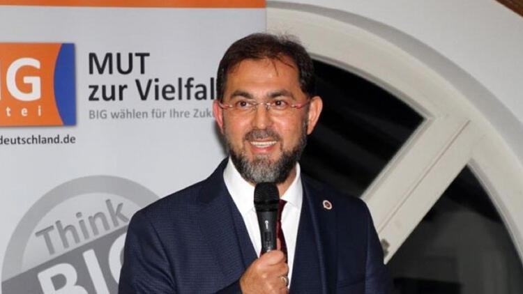 Almanya'da Türk parti liderine Kabe resimli ırkçı tehdit mektubu