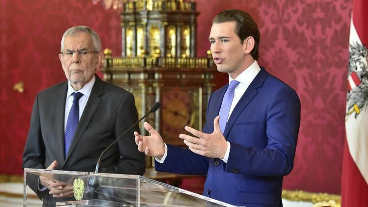 Avusturya'da 'erken seçim eylül ayında yapılsın' çağrısı