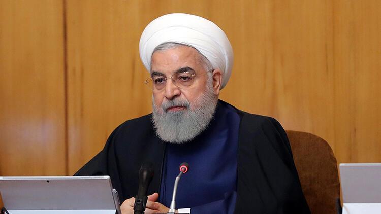 Ruhani, ABD'nin müzakere talebine cevap verdi