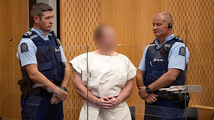 Son dakika... Yeni Zelanda saldırganı resmen terörizmle itham edildi