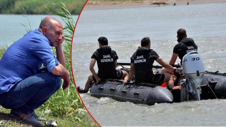 Nehirde kaybolan 2 çocuk babasının cesedi bulundu