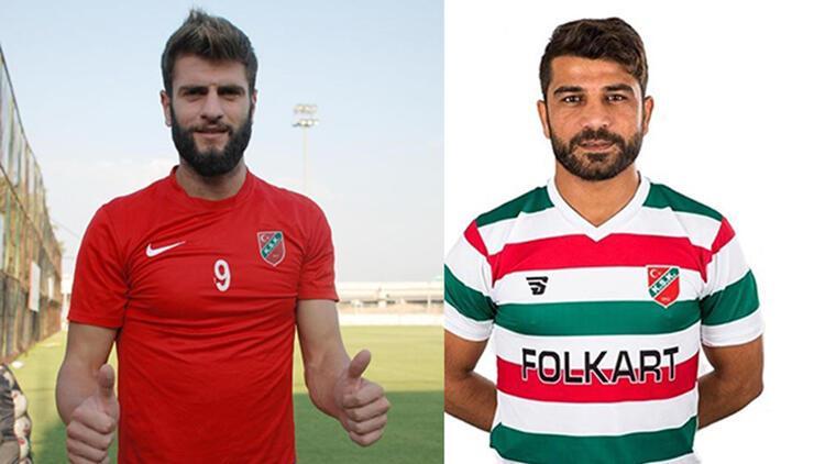 Kaf-Kaf'ta Mustafa Aşan ve Hakan Kuş'a 1. Lig'den kanca!