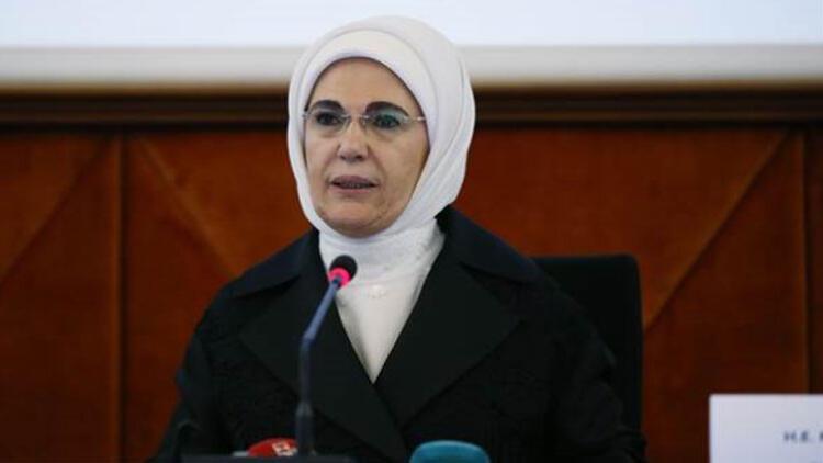 """Emine Erdoğan: """"Başarımızı önce insan yaklaşımına borçluyuz"""""""