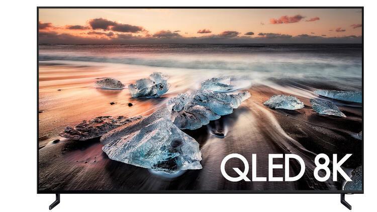 Samsung, 8K QLED televizyonlarını Türkiye'de satışa çıkarıyor