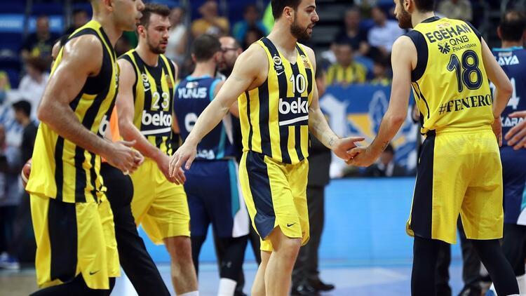 Fenerbahçe Beko avantajı kaptı