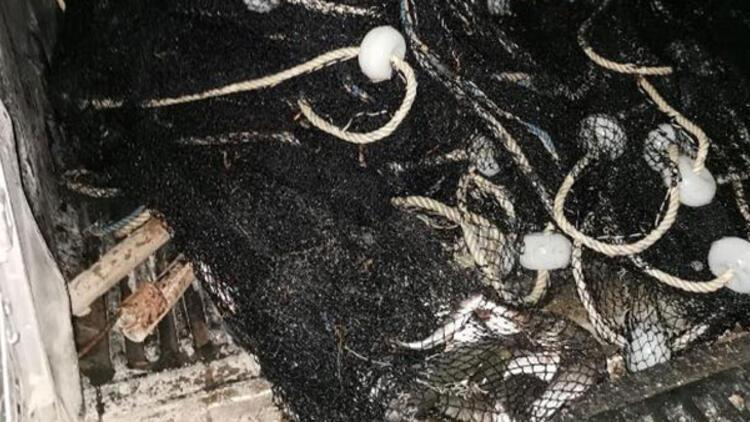 Van'da kaçak balık avlayan 6 kişiye 14 bin lira ceza