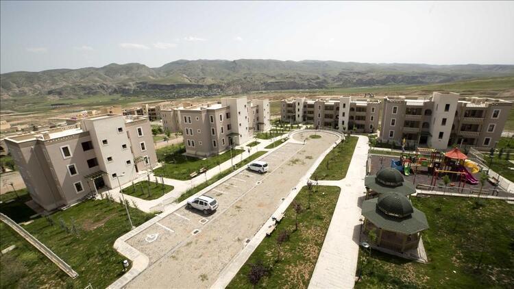 Güneydoğu'da 5 vilayete TOKİ'den dev yatırım