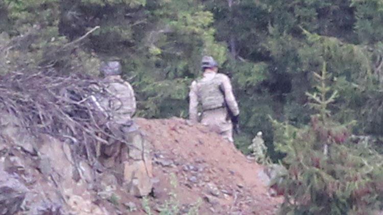 Son dakika... PKK'nın sözde Karadeniz karargahı bulundu