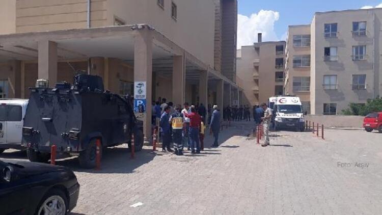Viranşehir'de 'arazi' kavgası: 8 yaralı, 17 gözaltı
