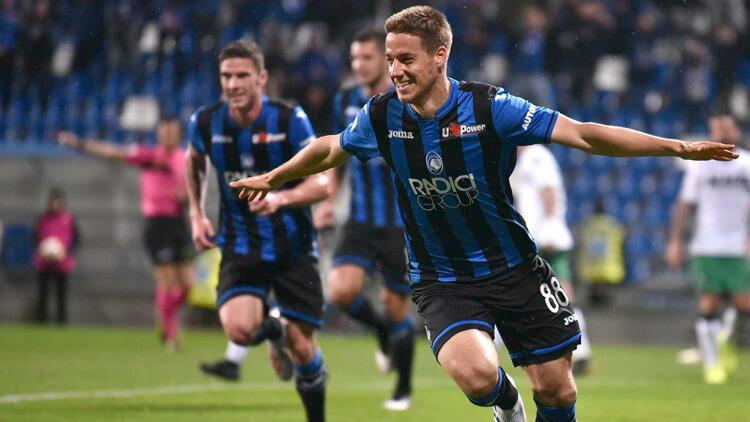 Atalanta tarihinde ilk kez Şampiyonlar Ligi'nde
