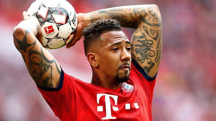 Bayern Münih'te Boateng de yolcu