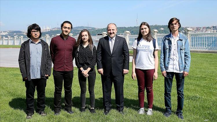 'Türkiye'de bilimsel ve teknoloji temelli işlerde müthiş bir potansiyel var'