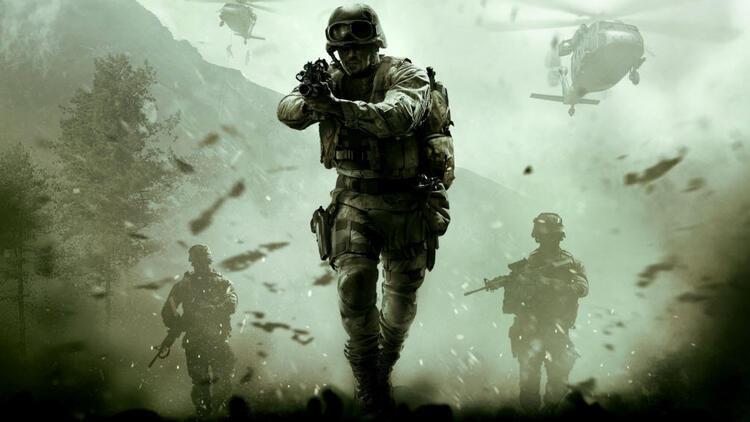 2019 model Call of Duty: Modern Warfare geliyor!