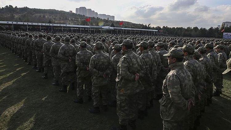Yeni askerlik sistemi personel için avantajlı olacak