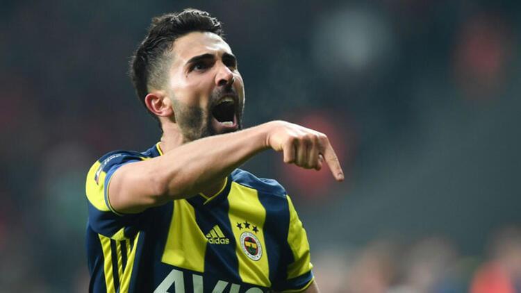 Fenerbahçe'nin vazgeçilmezi Hasan Ali Kaldırım
