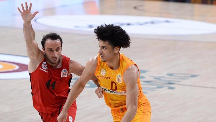 Galatasaray, Anadolu Efes'in rakibi oldu