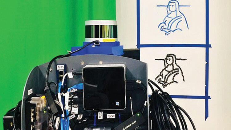 Kopyacı robot