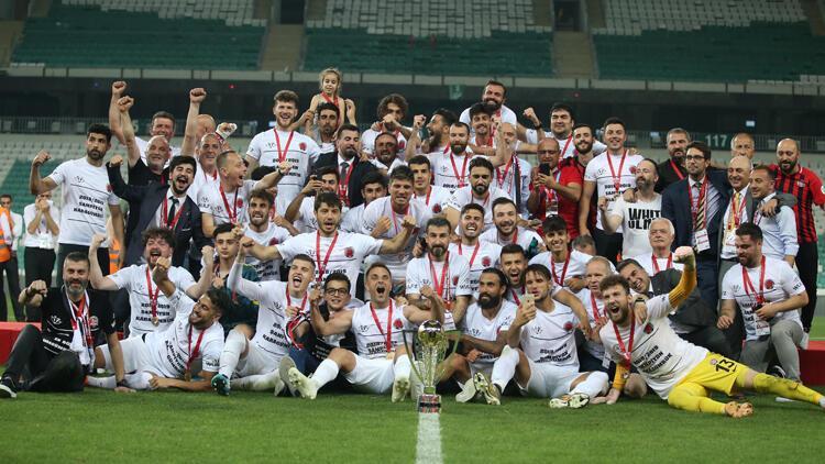 Sakaryaspor 0-2 Fatih Karagümrük