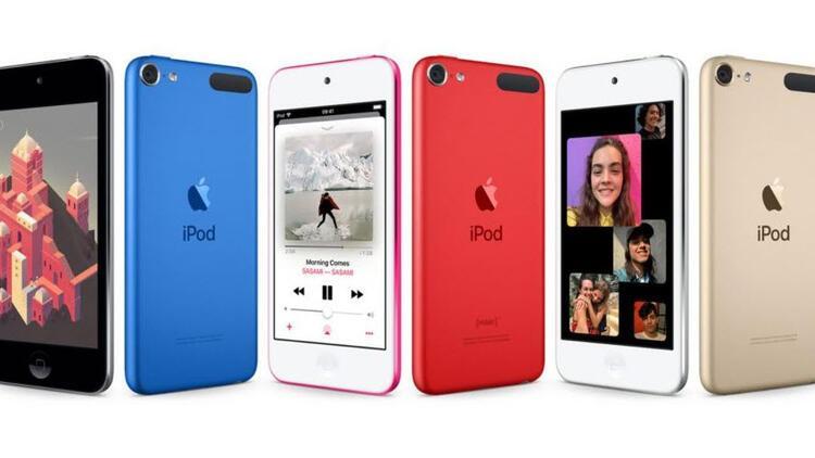 Yeni Apple iPod touch resmen Türkiye'de! İşte fiyatı