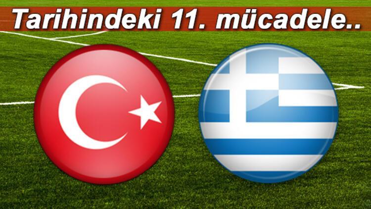 Türkiye Yunanistan maçı ne zaman saat kaçta? Milli maç hangi kanalda izlenecek?