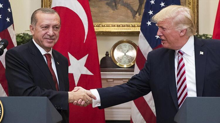 Recep Tayyip Erdoğan, ABD Başkanı Donald Trump ile ilgili görsel sonucu