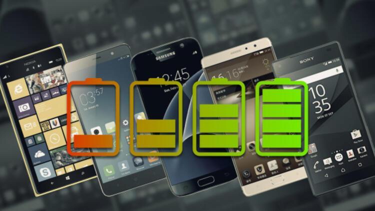 Akıllı telefonların batarya süresi nasıl arttırılır?