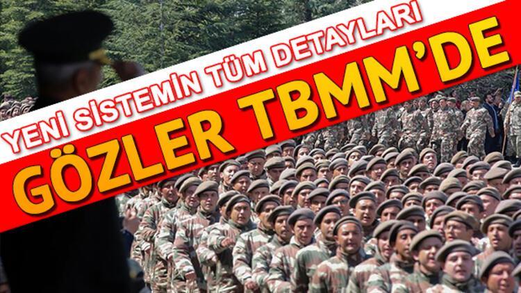 Askerlere erken terhis bayram sonrasına mı kaldı? Yeni askerlik sistemi ne zaman yürürlüğe girecek?
