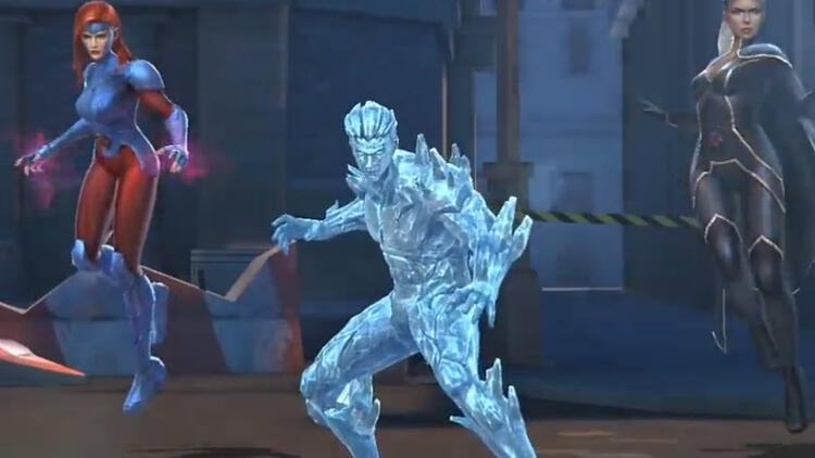 MARVEL Future Fight'a 3 kahraman daha katılıyor